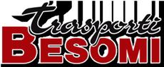 Besomi Trasporti – Servizi – Trasporti – Via Cantonale – CH-6950 TESSERETE – 091 943 22 14 Logo